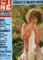 Cine Revue - Tele-Programmes - 57e Annee - N° 23 - L'Homme Qui Venait D'Ailleur - Couverture - Format classique