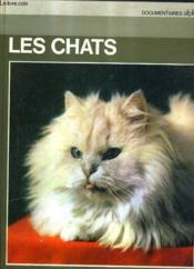 Les Chats. - Couverture - Format classique