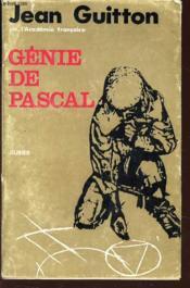 Genie De Pascal. - Couverture - Format classique