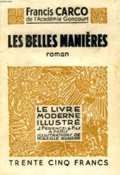Les Belles Manieres - Couverture - Format classique