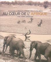 Au coeur de l'Afrique ; une vallée préservée - Intérieur - Format classique