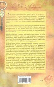 Le Code Dan Brown Pour Comprendre La Cle De Salomon ; Du Code Da Vinci A La Cle De Salomon - 4ème de couverture - Format classique