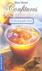 Confitures Et Gourmandises (Ae) - Intérieur - Format classique