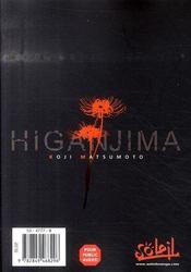 Higanjima, l'île des vampires t.12 - 4ème de couverture - Format classique