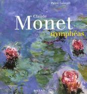 Claude monet nympheas - Intérieur - Format classique