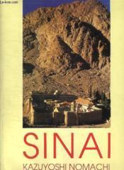Sinai - Couverture - Format classique