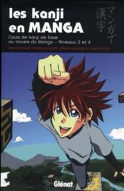 telecharger Les kanji en manga t.2 – niveaux 3 et 4 livre PDF/ePUB en ligne gratuit