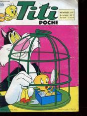 Titi Poche - Mensuel N° 116 - Couverture - Format classique