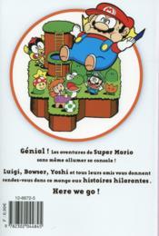 Super Mario ; manga adventures T.3 - 4ème de couverture - Format classique