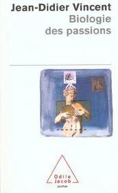Biologie des passions - Intérieur - Format classique