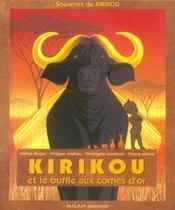 Kirikou et le buffle aux cornes d'or - Intérieur - Format classique