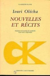 Nouvelles Et Recits - Couverture - Format classique