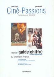 Cine passions - Intérieur - Format classique