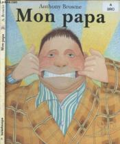 Mon papa - Couverture - Format classique