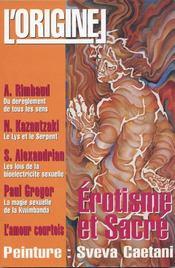 L'originel t.7 ; érotisme et sacré - Intérieur - Format classique