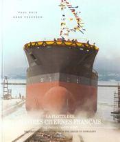 La flotte des navires citernes francais - Intérieur - Format classique