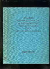 Troubles Neuro Psychiques Et Deterioration Intellectuelle Chez Les Personnes Agees. - Couverture - Format classique