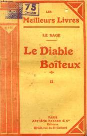 Le Diable Boiteux. Tome 2. Collection : Les Meilleurs Livres N° 102. - Couverture - Format classique