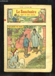 Le Sanctuaire (Histoire, art, science, récréations) N°106 : Les poules du voisin - Couverture - Format classique