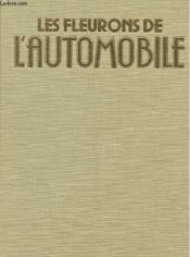 Les Fleurons De L'Automobile - Couverture - Format classique
