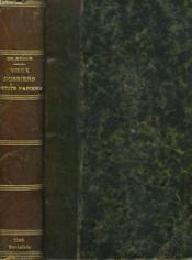 Vieux Dossiers. Petits Papiers. - Couverture - Format classique