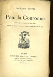 Pour La Couronnne - Couverture - Format classique