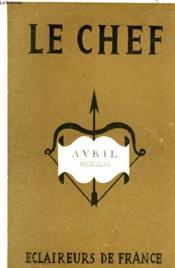 Le Chef N°260 Avril - Couverture - Format classique