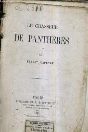 Le Chasseur De Pantheres. - Couverture - Format classique