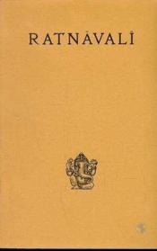 Ratnavali De Harsha - Couverture - Format classique