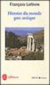 Histoire du monde grec antique - Couverture - Format classique