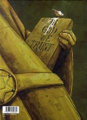 James dieu ; intégrale t.1 - 4ème de couverture - Format classique