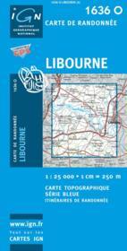 Libourne - Couverture - Format classique