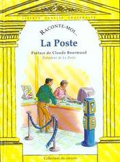 RACONTE-MOI... T.3 ; la poste - Intérieur - Format classique