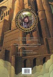 Les brumes d'Asceltis t.1 ; la citadelle oslanne - 4ème de couverture - Format classique