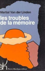 Les troubles de la mémoire - Intérieur - Format classique