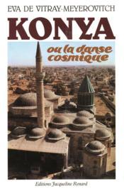 Konya ou la danse cosmique - Couverture - Format classique