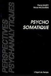 Psychosomatique pensee vivante - Couverture - Format classique