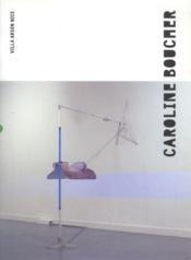 Caroline Boucher - Couverture - Format classique