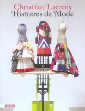 Christian Lacroix, histoires de mode - Intérieur - Format classique