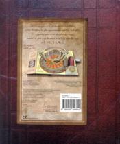 Galilée ; journal des inventions et découvertes - 4ème de couverture - Format classique
