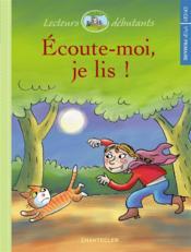 Ecoute-Moi Je Lis ! Cp/Ce1 - Un Cirque Dans Le Jardin - Couverture - Format classique