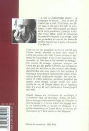 L'Esprit Des Villes - 4ème de couverture - Format classique