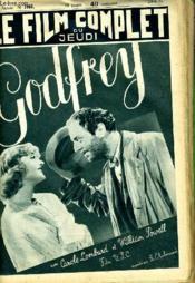Le Film Complet Du Jeudi N° 1968 16e Annee - Godfrey - Couverture - Format classique