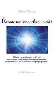 Ecoute Ton Ame. Reveille Toi ! - Couverture - Format classique