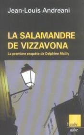 La Salamandre De Vizzavona - Couverture - Format classique