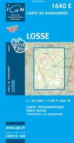 Losse - Couverture - Format classique