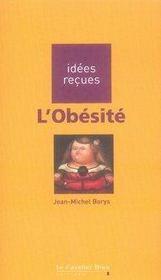 L'obésité - Intérieur - Format classique