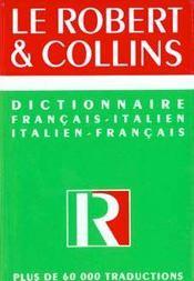 Le Robert & Collins Gem Bilingue Italien - Intérieur - Format classique