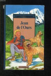Jean de l'ours - Couverture - Format classique