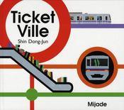 Ticket ville - Intérieur - Format classique